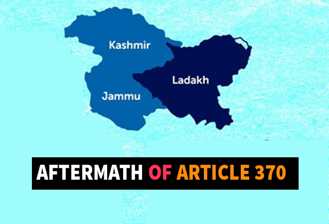 After the Scrapping of Article 370