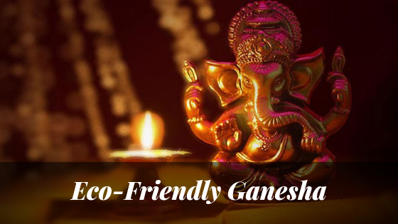 Eco Friendly Ganesha