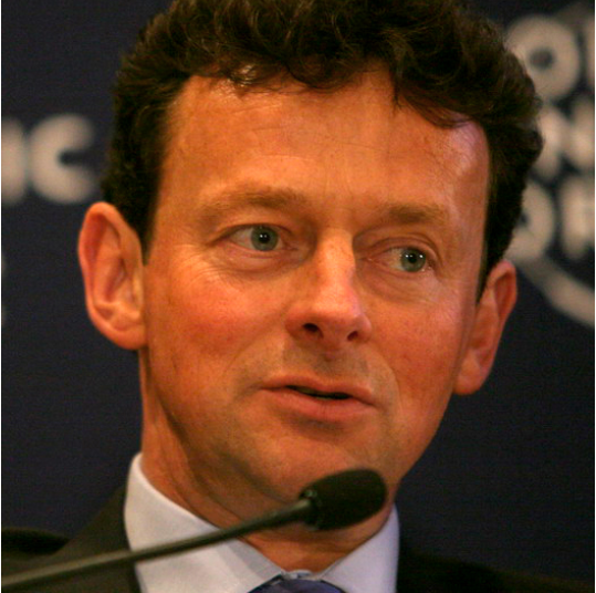 File pic of the then BP CEO, Tony Hayward