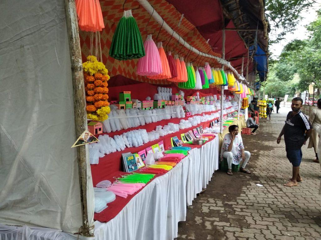 Bandra fair Stand