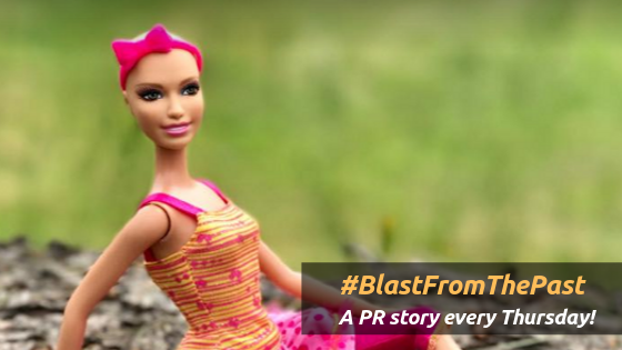 Every Barbie need good PR