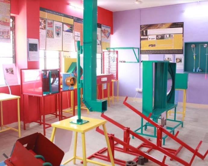 Government Ashram School at Dehre