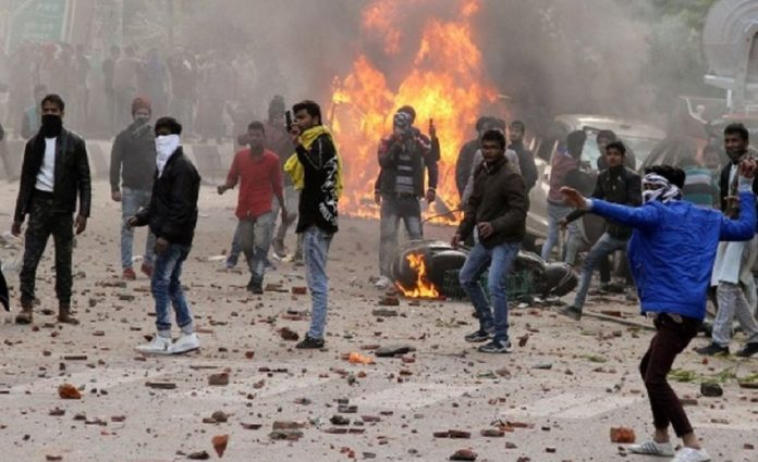 Uttar Pradesh Violence