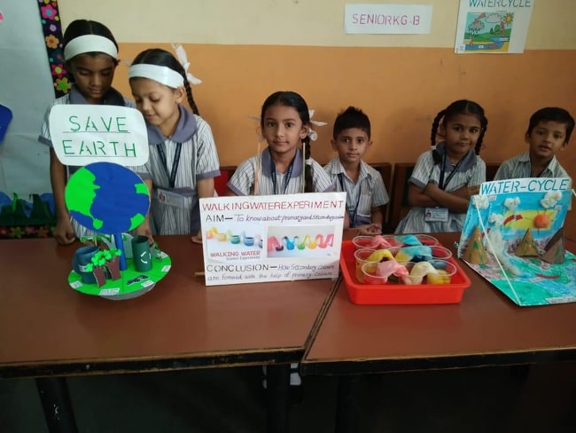 VPS Science Day Held