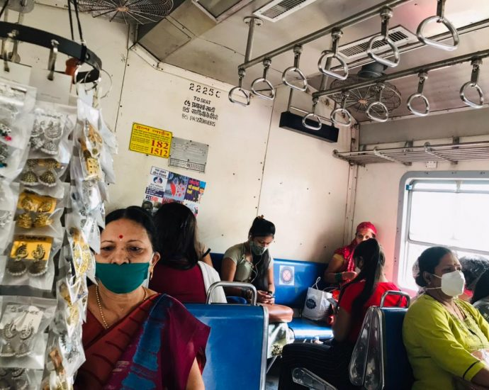 Traveling in the Pandemic in Mumbai